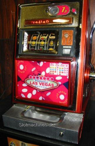 Slot maskine kunst reparation
