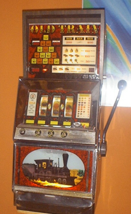 Slot machine decoraties geheimen