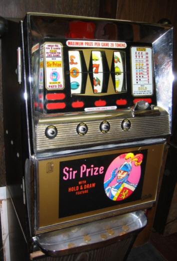 Jolly joker slot machine for sale